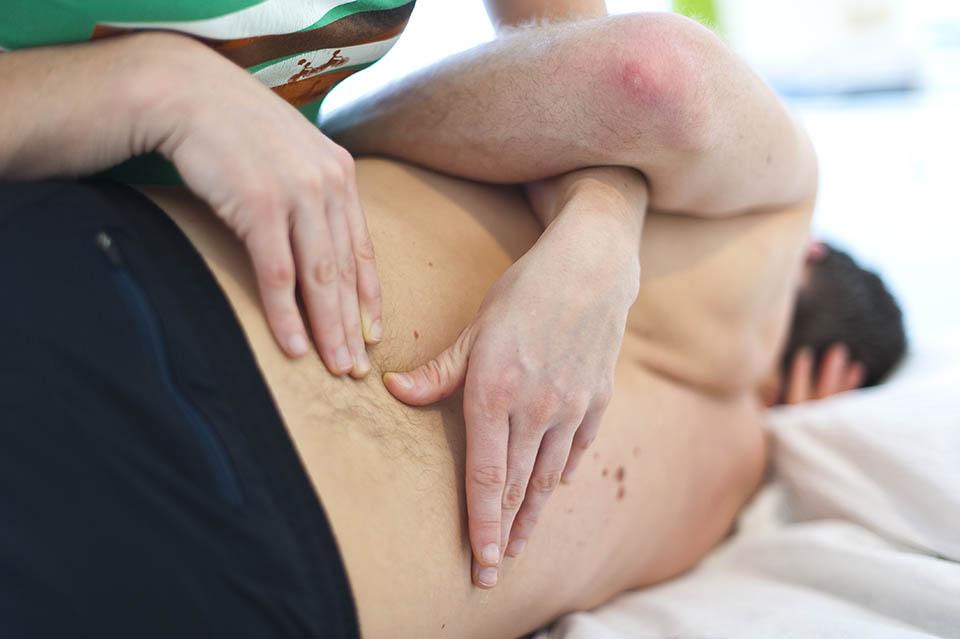 manuele therapie kinesist lier