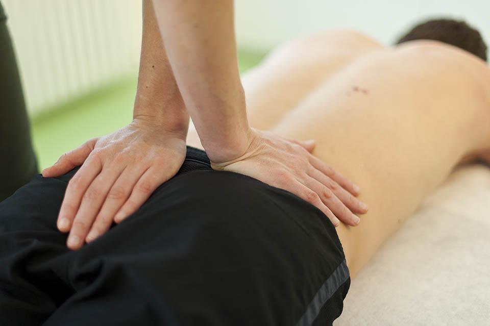 manuele therapie kine lisp