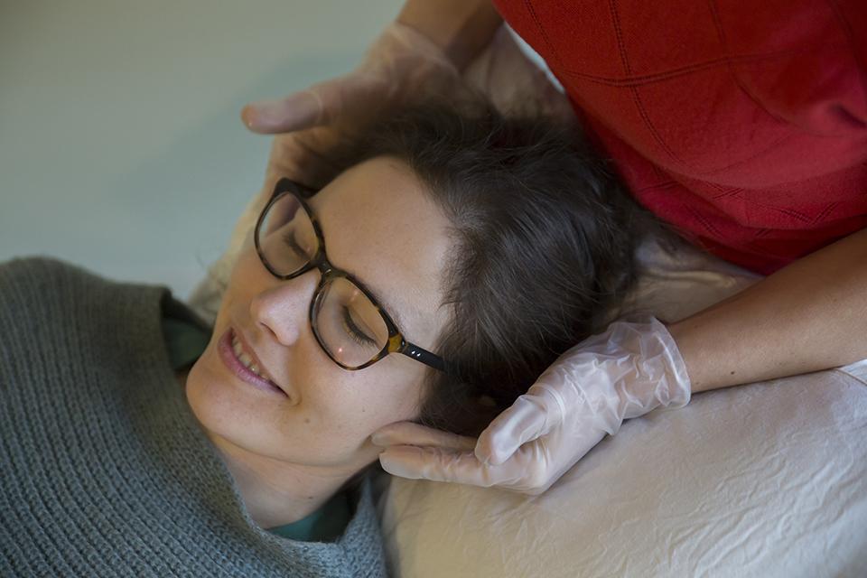 temporomandibulaire dysfunctie in de kaak