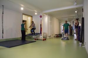 sportrevalidatie met patiënten