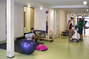 sportrevalidatie met toestellen