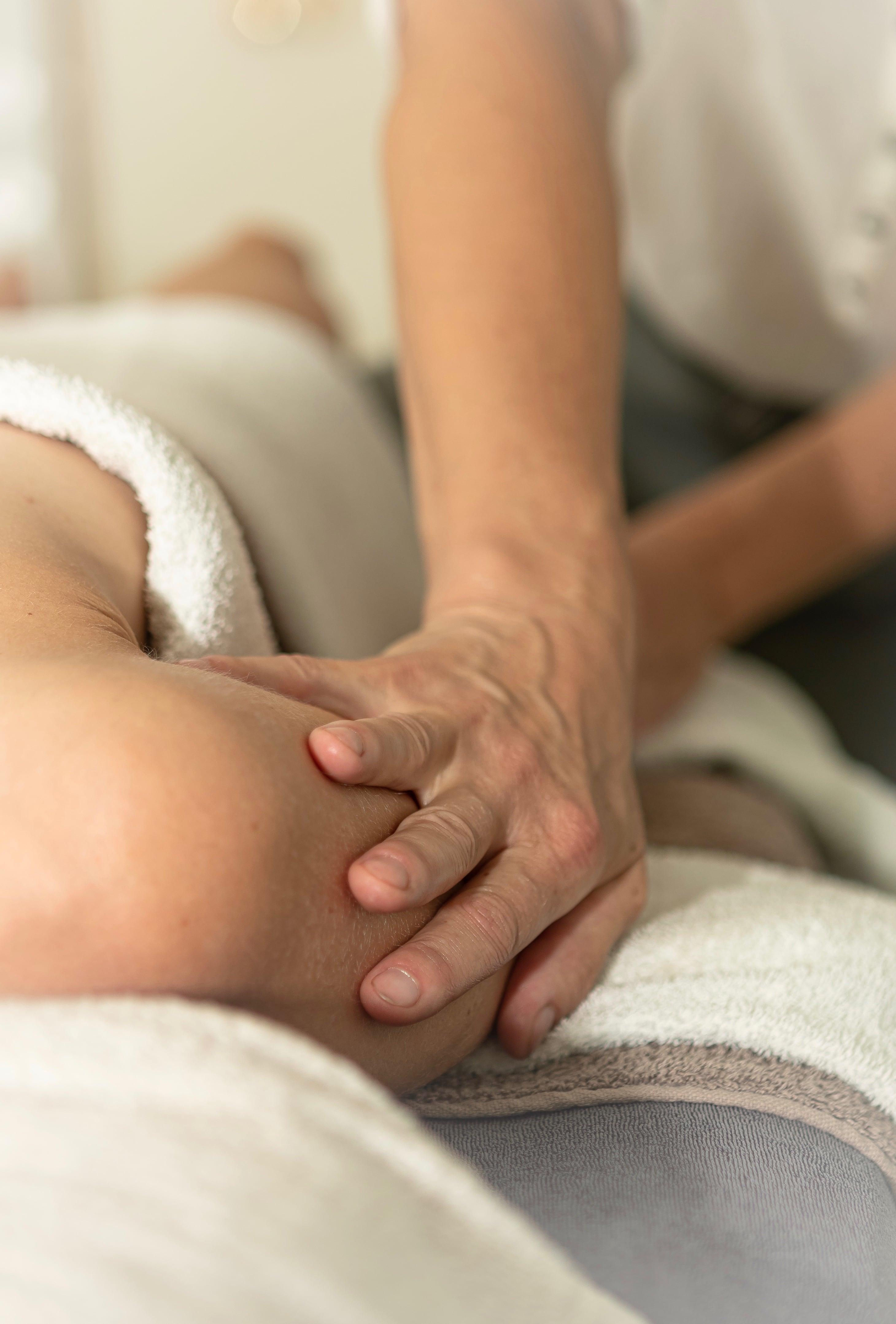 ontspanningsmassage therapeut